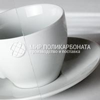 Монолитный поликарбонат цвет прозрачный