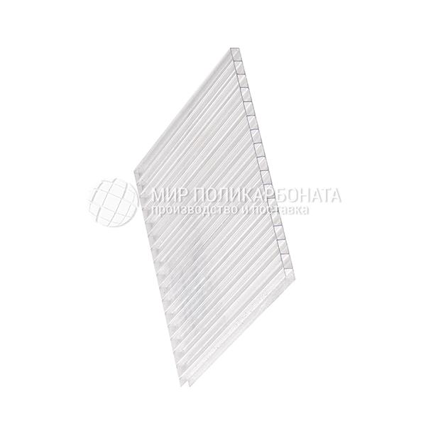 Сотовый поликарбонат 3.5 мм прозрачный