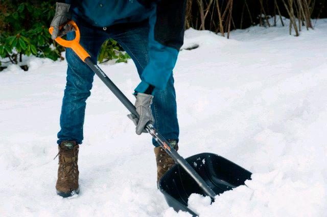 Лопата для уборки снега Москва